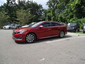2015 Hyundai Sonata Sport PREMIUM PKG. TECH PKG. LEATHER. NAVIGATION SEFFNER, Florida 4