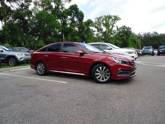 2015 Hyundai Sonata Sport PREMIUM PKG. TECH PKG. LEATHER. NAVIGATION SEFFNER, Florida 6