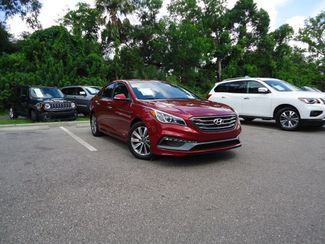 2015 Hyundai Sonata Sport PREMIUM PKG. TECH PKG. LEATHER. NAVIGATION SEFFNER, Florida 7