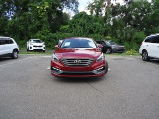 2015 Hyundai Sonata Sport PREMIUM PKG. TECH PKG. LEATHER. NAVIGATION SEFFNER, Florida 8