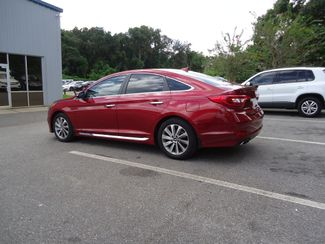 2015 Hyundai Sonata Sport PREMIUM PKG. TECH PKG. LEATHER. NAVIGATION SEFFNER, Florida 9