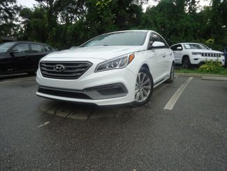 2015 Hyundai Sonata Sport PREM PKG. LEATHER. BLIND SPOT. PUSH START SEFFNER, Florida