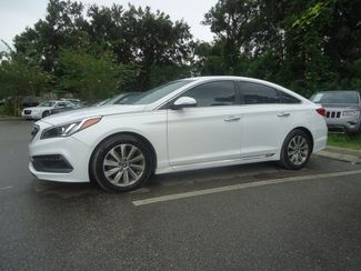 2015 Hyundai Sonata Sport PREM PKG. LEATHER. BLIND SPOT. PUSH START SEFFNER, Florida 11