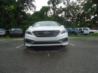 2015 Hyundai Sonata Sport PREM PKG. LEATHER. BLIND SPOT. PUSH START SEFFNER, Florida 6