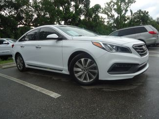 2015 Hyundai Sonata Sport PREM PKG. LEATHER. BLIND SPOT. PUSH START SEFFNER, Florida 7