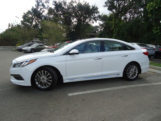 2015 Hyundai Sonata Limited W/ ULTIMATE PKG SEFFNER, Florida 6