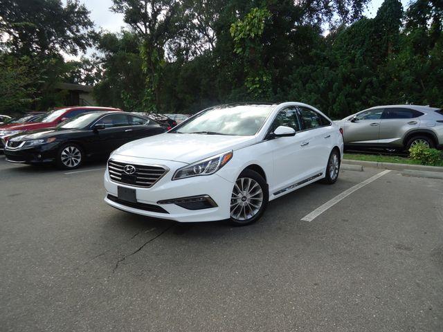 2015 Hyundai Sonata Limited W/ ULTIMATE PKG SEFFNER, Florida 7
