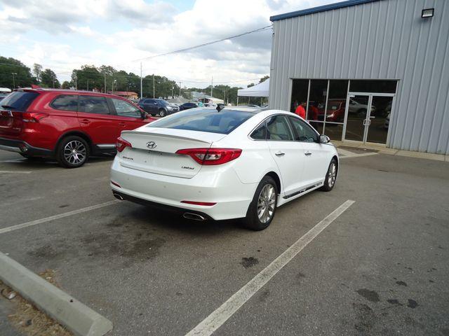 2015 Hyundai Sonata Limited W/ ULTIMATE PKG SEFFNER, Florida 16