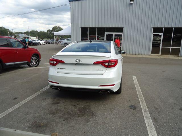 2015 Hyundai Sonata Limited W/ ULTIMATE PKG SEFFNER, Florida 17