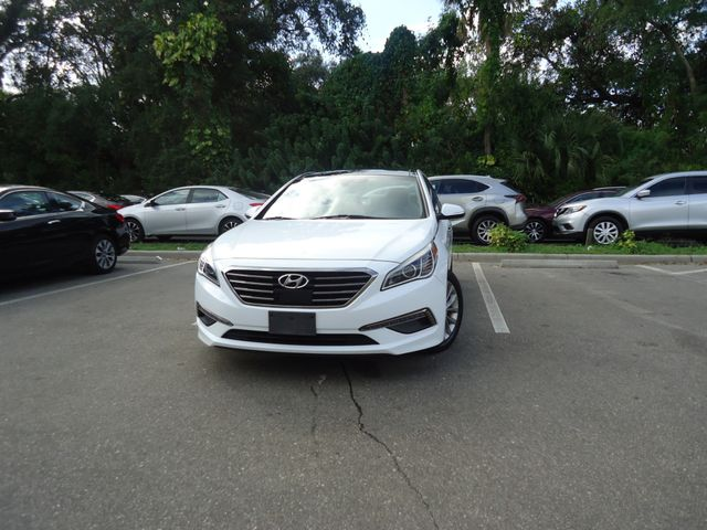 2015 Hyundai Sonata Limited W/ ULTIMATE PKG SEFFNER, Florida 8