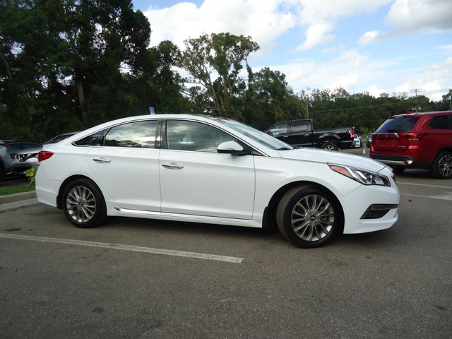 2015 Hyundai Sonata Limited W/ ULTIMATE PKG SEFFNER, Florida 9