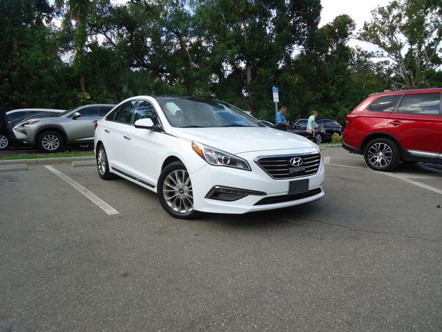 2015 Hyundai Sonata Limited W/ ULTIMATE PKG SEFFNER, Florida 10