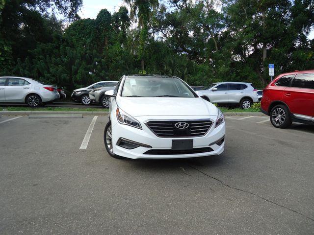 2015 Hyundai Sonata Limited W/ ULTIMATE PKG SEFFNER, Florida 11