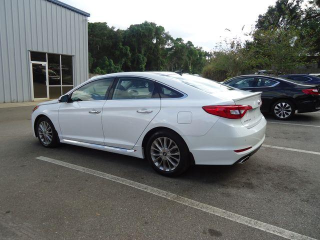 2015 Hyundai Sonata Limited W/ ULTIMATE PKG SEFFNER, Florida 12
