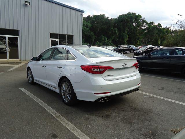 2015 Hyundai Sonata Limited W/ ULTIMATE PKG SEFFNER, Florida 13