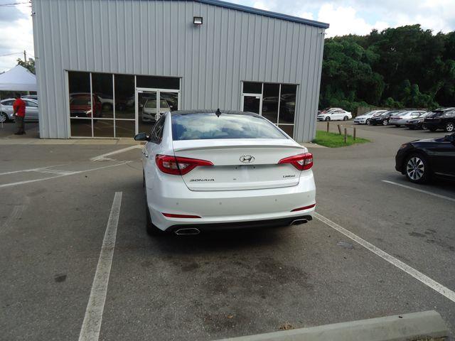 2015 Hyundai Sonata Limited W/ ULTIMATE PKG SEFFNER, Florida 14