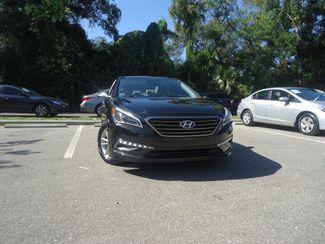 2015 Hyundai Sonata 1.6TURBO Eco. TECH PKG. LEATHER. NAVI. PREM SOUND SEFFNER, Florida 10