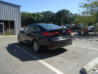 2015 Hyundai Sonata 1.6TURBO Eco. TECH PKG. LEATHER. NAVI. PREM SOUND SEFFNER, Florida 12