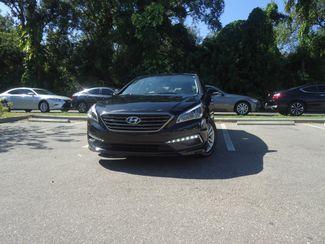 2015 Hyundai Sonata 1.6TURBO Eco. TECH PKG. LEATHER. NAVI. PREM SOUND SEFFNER, Florida 7