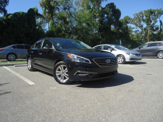 2015 Hyundai Sonata 1.6TURBO Eco. TECH PKG. LEATHER. NAVI. PREM SOUND SEFFNER, Florida 9