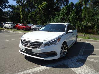 2015 Hyundai Sonata Sport PREMIUM TECH PKG. LTHR. NAVIGATION. BLIND SP SEFFNER, Florida