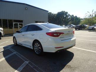 2015 Hyundai Sonata Sport PREMIUM TECH PKG. LTHR. NAVIGATION. BLIND SP SEFFNER, Florida 11