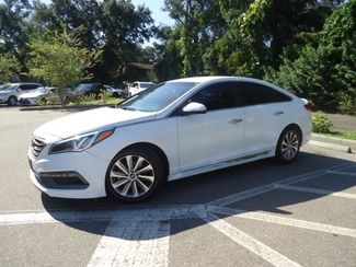 2015 Hyundai Sonata Sport PREMIUM TECH PKG. LTHR. NAVIGATION. BLIND SP SEFFNER, Florida 4