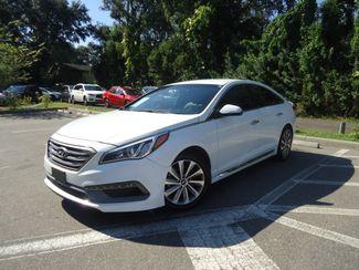 2015 Hyundai Sonata Sport PREMIUM TECH PKG. LTHR. NAVIGATION. BLIND SP SEFFNER, Florida 5