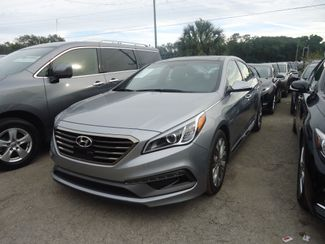2015 Hyundai Sonata 2.0T Limited PANORAMIC. NAVIGATION SEFFNER, Florida