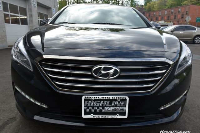 2015 Hyundai Sonata 2.4L Limited Waterbury, Connecticut 10