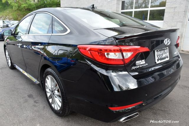 2015 Hyundai Sonata 2.4L Limited Waterbury, Connecticut 5