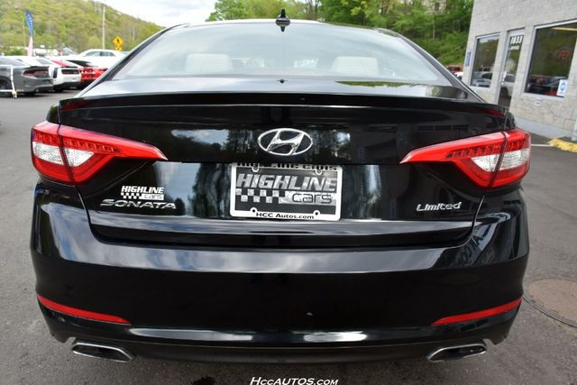 2015 Hyundai Sonata 2.4L Limited Waterbury, Connecticut 6