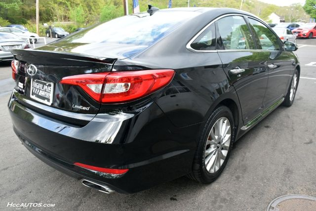 2015 Hyundai Sonata 2.4L Limited Waterbury, Connecticut 7