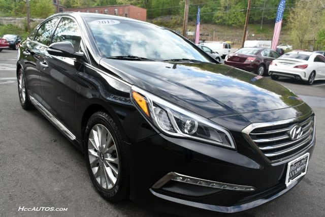 2015 Hyundai Sonata 2.4L Limited Waterbury, Connecticut 9