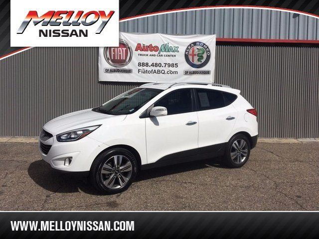 2015 Hyundai Tucson Limited in Albuquerque, New Mexico 87109