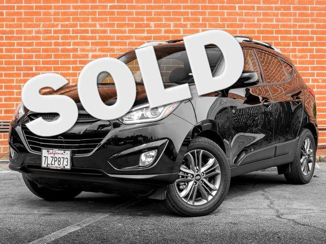 2015 Hyundai Tucson SE Burbank, CA 0