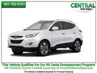 2015 Hyundai Tucson SE | Hot Springs, AR | Central Auto Sales in Hot Springs AR