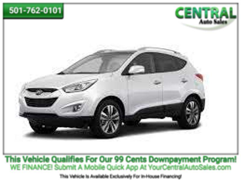 2015 Hyundai Tucson SE | Hot Springs, AR | Central Auto Sales in Hot Springs AR