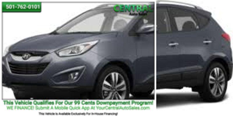 2015 Hyundai Tucson GLS | Hot Springs, AR | Central Auto Sales in Hot Springs AR