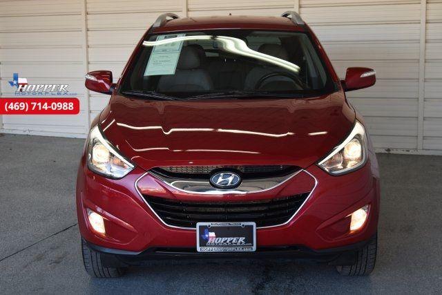 2015 Hyundai Tucson Limited in McKinney Texas, 75070