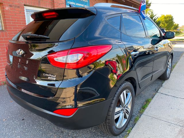 2015 Hyundai Tucson Limited New Brunswick, New Jersey 8