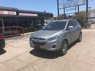 2015 Hyundai Tucson GLS in Oklahoma City OK