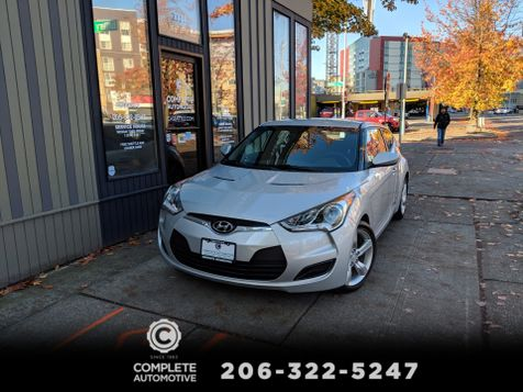 2015 Hyundai Veloster Base With Only 10,000 Miles 1 Owner Like New! Why Buy New When You Can Save Over $7000! in Seattle