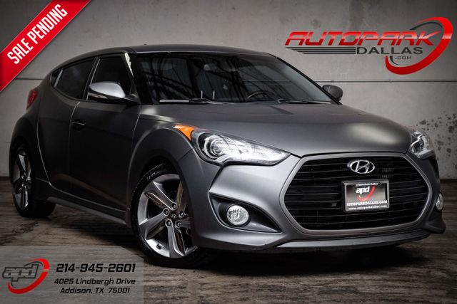 2015 Hyundai Veloster Turbo w/ Upgrades