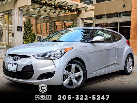 2015 Hyundai Veloster Base With Only 10,000 Miles 1 Owner Like New! Why Buy New When You Can Save Over $6750! in Seattle