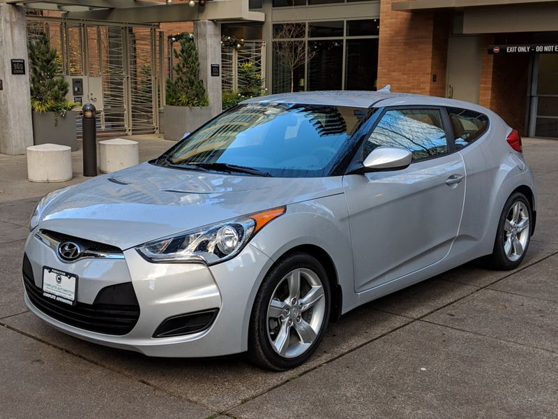 2015 Hyundai Veloster Base With Only 10000 Miles 1 Owner Like New Why Buy New When You Can Save Over 6750  city Washington  Complete Automotive  in Seattle, Washington