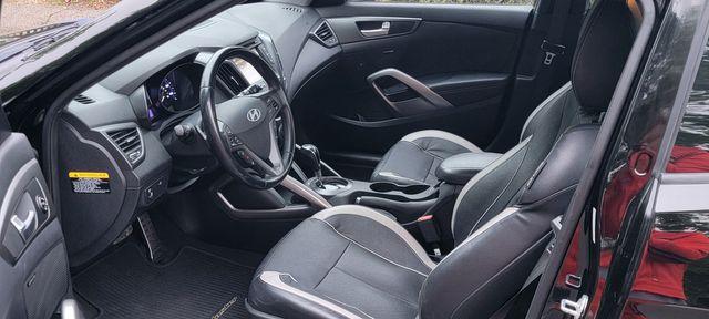 2015 Hyundai Veloster Turbo Burbank, CA 10