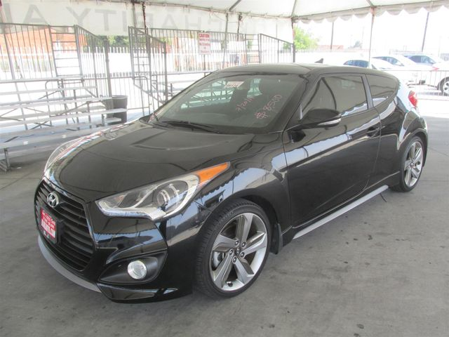 2015 Hyundai Veloster Turbo Gardena, California