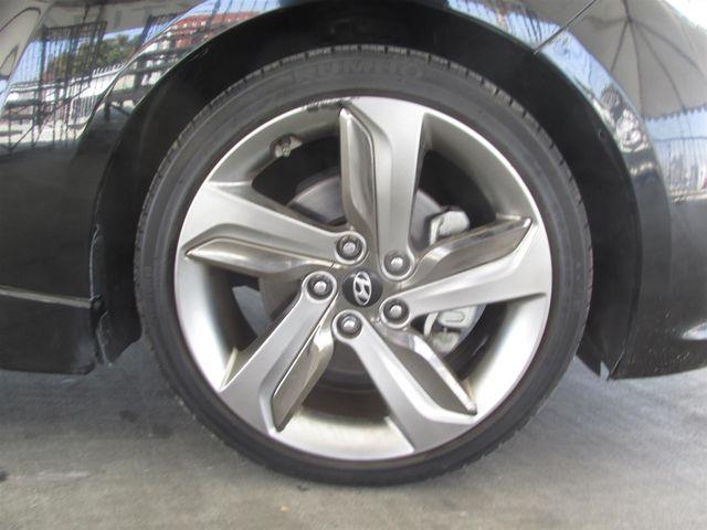 2015 Hyundai Veloster Turbo Gardena, California 14