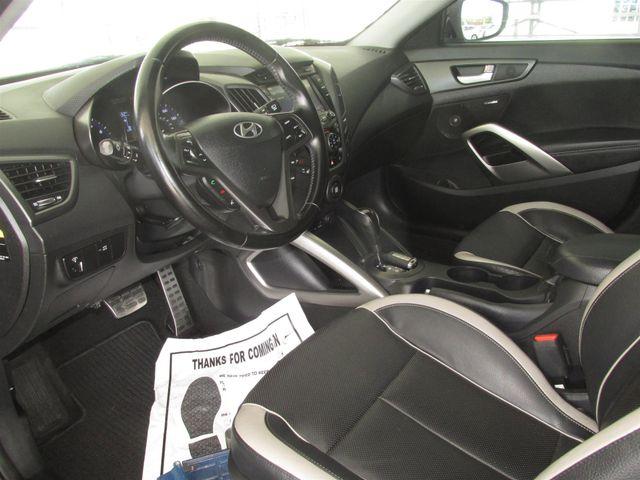 2015 Hyundai Veloster Turbo Gardena, California 4